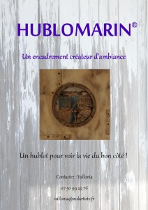 catalogue hublomarin couverture